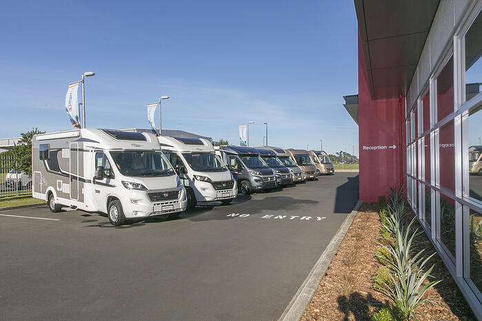 SmartRV Auckland office base